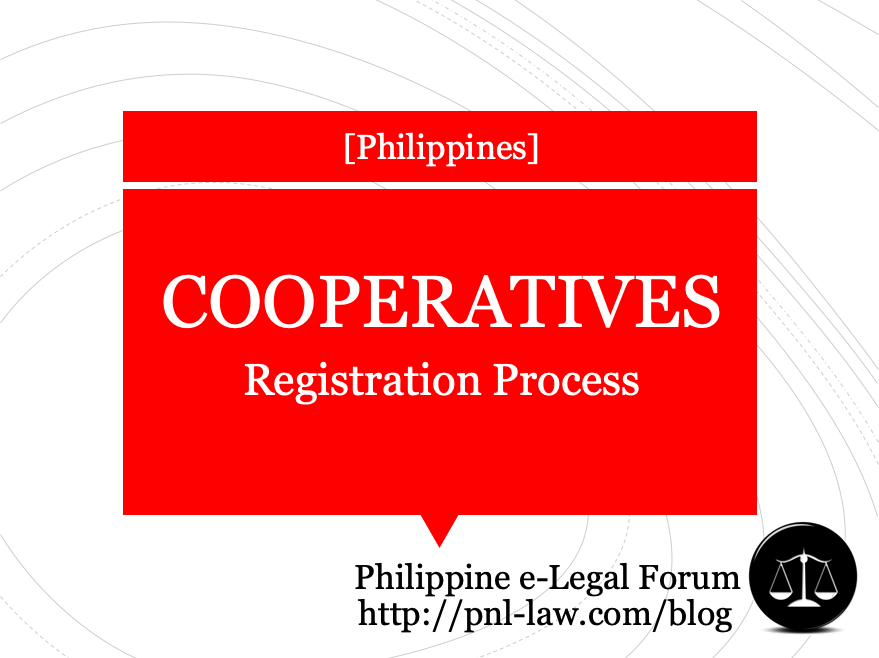 Registration Process and Requirements for Cooperatives in the Philippines